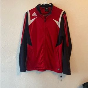Athletic jacket adidas